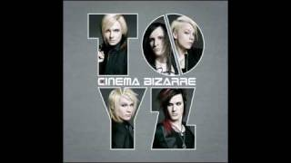 Sad Day For Happiness - Cinema Bizarre - TOYZ (FULL SONG)