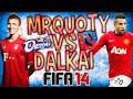 PS4: Fifa 14 | MrQuoty Vs Dalkai59 | Manchester United Vs Bayern Munich