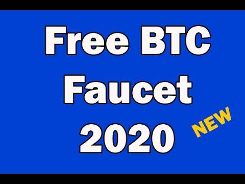 Free BTC Faucet 2020