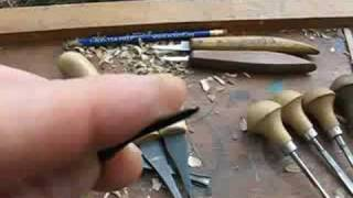 My Small Woodcarving Knives