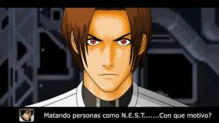 [KOF] Soul of the Mark Tp2 Ep2 - En Español (Animacion flash)