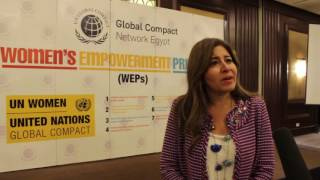 تقرير للجلسة النقاشية لتدعيم مباديء تمكين المرأة