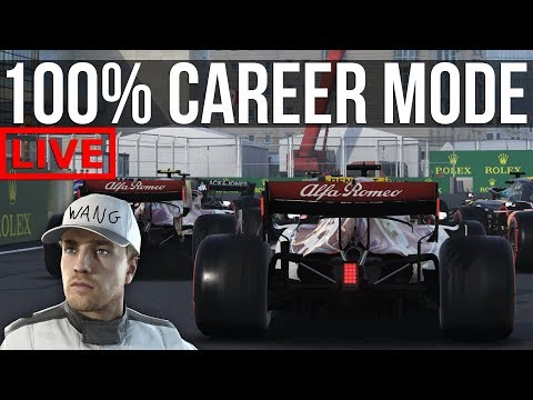 F1 2019 - Time For An Aero Upgrade?! | 100% Career Mode