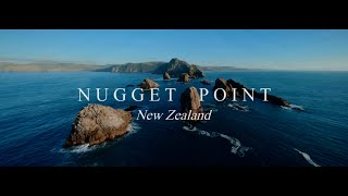 Nugget Point | New Zealand FPV
