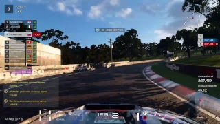 Чемпионат FIA 2018 сезон 3 раунд 6 (Gran Turismo Sport )