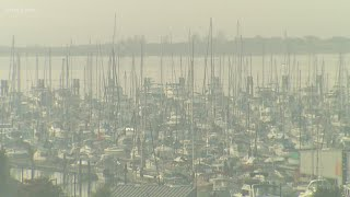 Puget Sound region's 'unhealthy' air quality could get worse through the weekend