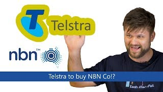 Telstra To Buy NBN Co!? | Tech Man Pat