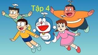 Doremon lồng tiếng  Phim hoạt hình Doraemon Tập 4 2016 HD
