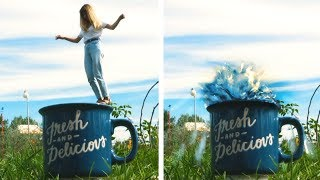37 COOL AND EASY IDEAS FOR A PICTURE