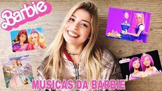CANTANDO MÚSICAS DA BARBIE