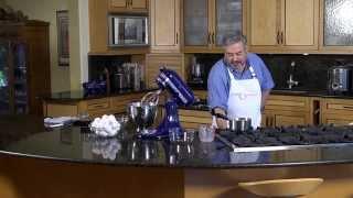 Safe, Homemade Italian Gelato Recipe from Chef Giuliano Hazan