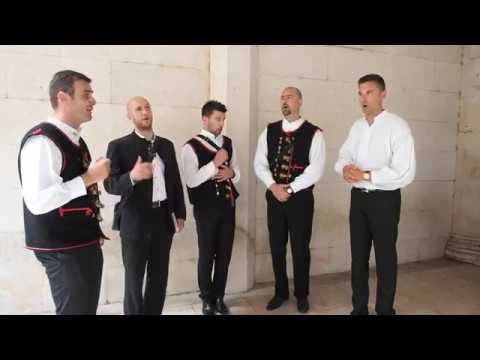 Traditional Dalmatian Klapa Singing