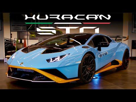 Lamborghini Huracan STO: First Look | Carfection 4K