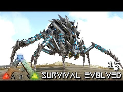 TAMING a TREX! ARK: Survival Evolved - E15 ( Ark Ragnarok