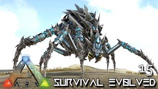 ARK: SURVIVAL EVOLVED - EPIC BOSS & TEK BROODMOTHER TAME !!! E15 (MOD ANNUNAKI PROMETHEUS RAGNAROK)