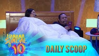 Banana Sundae Daily Scoop: Sweet