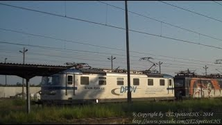 preview picture of video '[STK] Luzacki spacerek Škoda 182-002 + Škoda 140-042 po stacji Staszów'