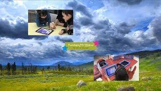 PARTNERS IN EDUCATION – BLENDING TECHNOLOGY IN REVERE, MA