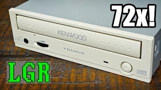 LGR - The World's Fastest CD-ROM: Kenwood True-X