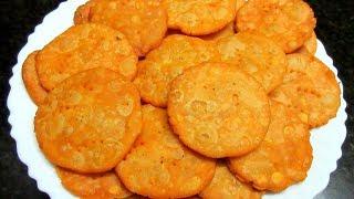மொறு மொறு தட்டை இப்படி செஞ்சு பாருங்க   Moru Moru Thattai Recipe in Tamil