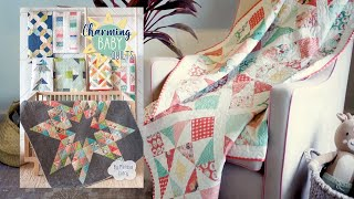 Charming Baby Quilts Book Trailer | Melissa Corry And Its Sew Emma | Fat Quarter Shop