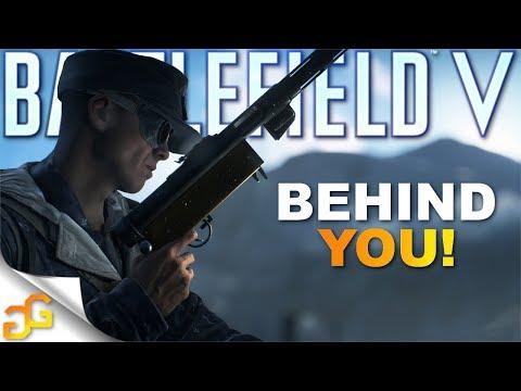 Battlefield 5 Gameplay - Free Flanks for days — Battlefield