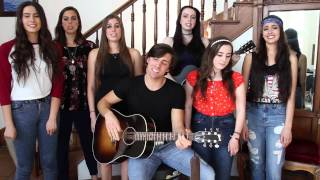 """""""Take Your Time"""" by Sam Hunt - cover by CIMORELLI feat John King"""