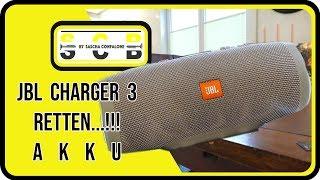 JBL Charge 3 IST SIE NOCH ZU RETTEN ???