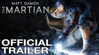 The Martian - Official Trailer 2