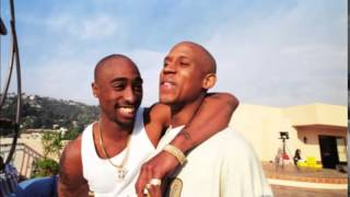 2Pac Ft  DJ Quik, Hussein Fatal & Yaki Kadafi -  Late Night (R.I.P)