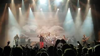Finally free (Dream Theater) Mike Portnoy's shattered fortress Milano 04/07/17