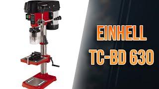 Einhell TC-BD 630 im TEST | Mein Fazit zur Tischbohrmaschine | Säulenbohrmaschine