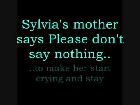 Dr Hook- Sylvias Mother with lyrics