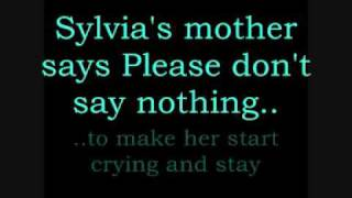 Dr Hook- Sylvias Mother with lyrics