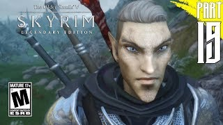 【SKYRIM 200+ MODS】 High Elf Gameplay Walkthrough Part 19 [PC - HD]