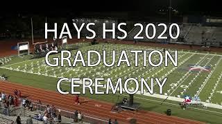 Hays High School Graduation 2020 Live Stream