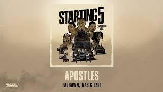 Fashawn, Nas, Ezri - Apostles [HQ Audio]