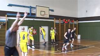preview picture of video 'basketbal: Topoľčany - Nitra 6.4.2013'