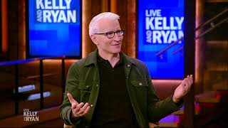"""Anderson Cooper on Guest-Hosting """"Jeopardy!"""""""