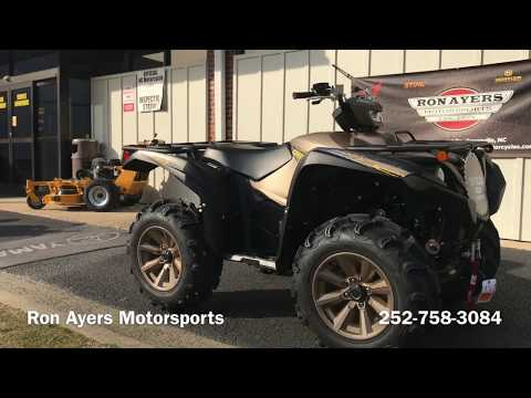 2020 Yamaha Grizzly EPS XT-R in Greenville, North Carolina - Video 1
