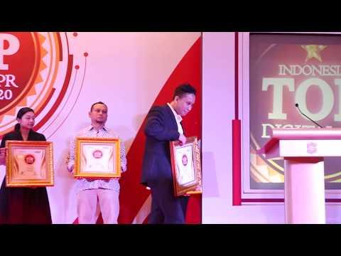 Dermaster Raih Penghargaan Indonesia Top Digital Public Relation Award 2020
