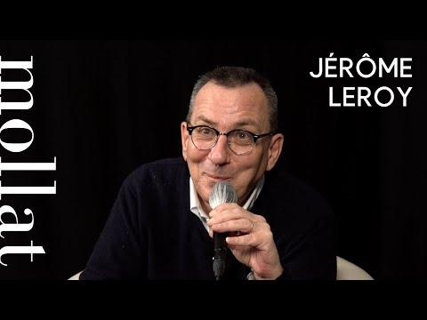 Rencontre avec Jérôme Leroy