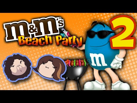 m&m's beach party wii download