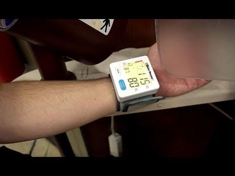 Blutdruckrate bei Jugendlichen von 12 bis 13 Jahren