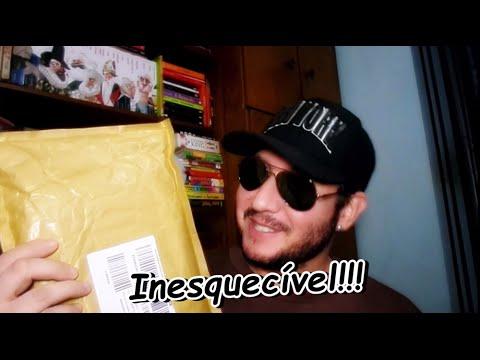 Unboxing Inesquecível