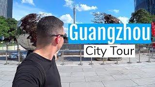 Video : China : Life in GuangZhou 广州 city