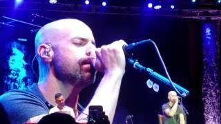 "Chris Daughtry tribute to Chris Cornell ""fell on black days"" live at M pool, las vegas nv"