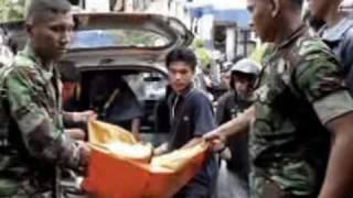 Ibu Pertiwi  Peterpan  Gempa Sumatera Barat