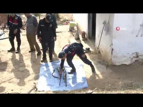 Öldürülen 4 aile üyesi yan yana gömüldü