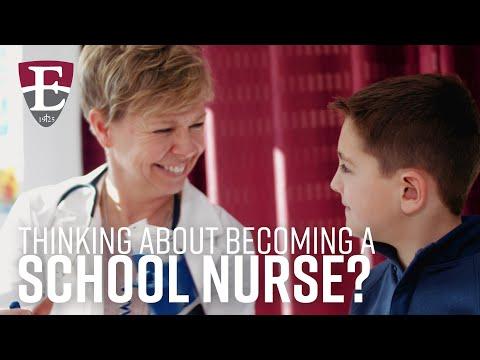 School Nurse Certification | Eastern University - YouTube
